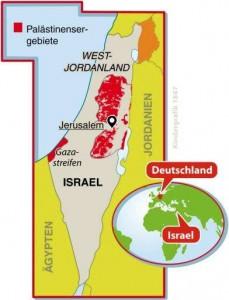 Kindergrafik: Israel  (ai-eps)