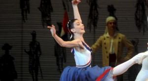 Die Tänzerin des Jahres: Natalia Ossipowa (Bild: dpa)