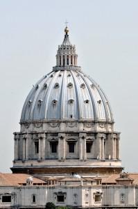 KINA - Groß? Nein, riesig! Der Petersdom ist eine Riesenkirche