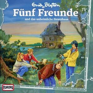 """Die wilde George (ganz rechts) aus den """"Fünf Freunden"""" soll Enid selbst sein. (Bild: Bassermann)"""