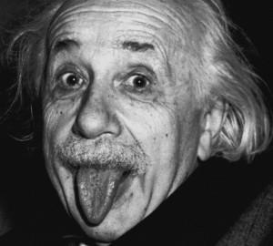 Konnte Schule gar nicht leiden: Albert Einstein (Bild: dpa)