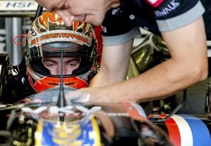 Max wird der jüngste Formel 1-Fahrer in der geschichte sein, wenn er nächste Saison für Toro Rosso startet (Bild: afp)