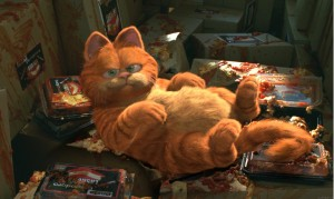 Faul und ziemlich frech: Garfield