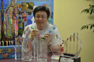 Der Erfinder: Cheong Choon Ng (Bild: privat)
