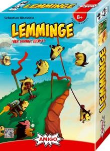 KINA - Zieh die Lemminge zur Klippe!