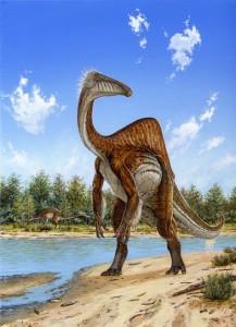 KINA - Forscher puzzeln Dinosaurier mit riesigen Pfoten zusammen