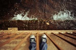 Die Angst vor Höhe kann helfen, Gefahren zu meiden. (Bild: Thinkstock)
