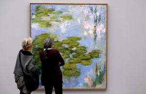 Ein berühmtes Bild von Monet (Bild: AFP)