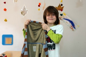 Hannes, 9 (Bild: Martina Goyert)