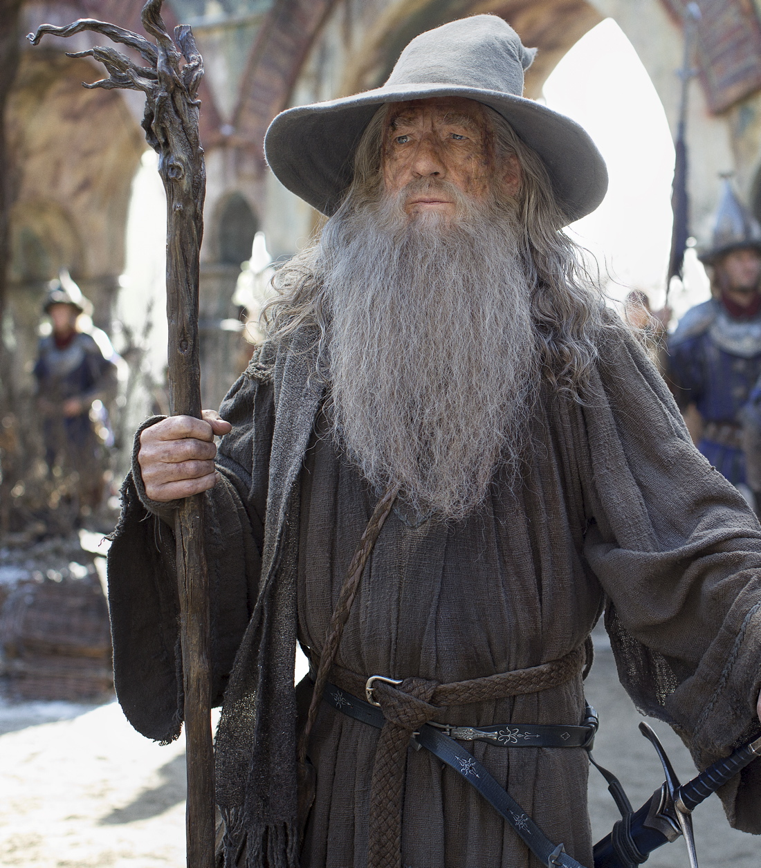 Der Hobbit - Smaugs Einöde deutscher Trailer (mit Martin