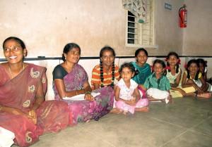 In dem Dorf Chinnamedu in Indien reden die Menschen viel über die Umwelt. (Foto: dpa)