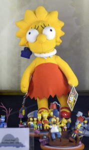 Ziemlich lieb und unglaublich schlau: Das ist Lisa Simpson. Sabine Bohlmann leiht ihr ihre Stimme.