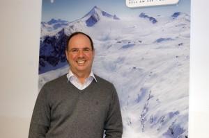 Der Mann ist Norbert Karlsböck, Chef der Gletscherbahnen in Kaprun (Foto: dpa)