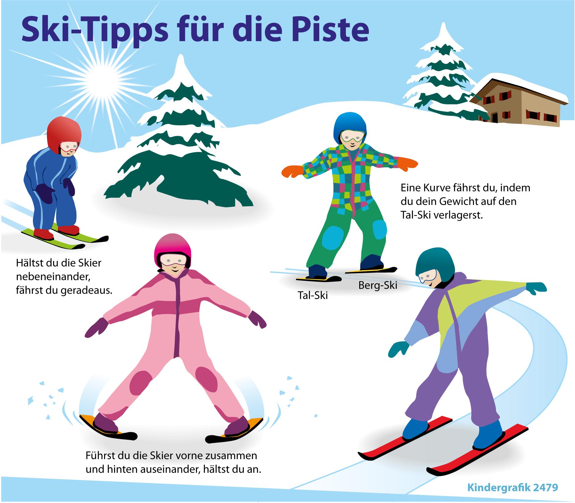 ski witze
