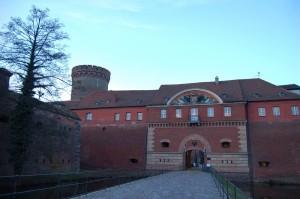Die Zitadelle Spandau ist eine alte Festung. In den Mauern halten viele Fledermäuse Winterschlaf. (Foto: dpa)