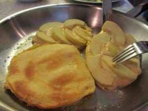 Apfel-Pfannkuchen (6)