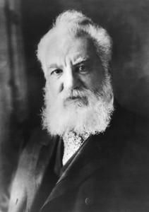 Alexander Graham Bell hatte mit seinem Telefon Erfolg. (Foto: dpa)