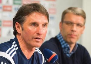 Bruno Labbadia ist der neue Trainer des HSV. (Foto: dpa)