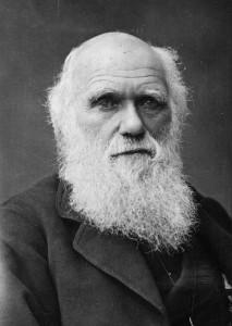 KINA - Der berühmte Forscher Charles Darwin