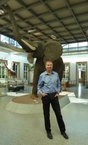 Ulrich Schmidt ist Experte in Sachen Evolution. (Foto: dpa)