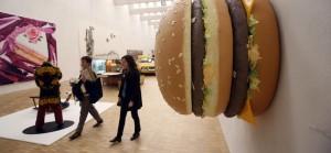 Bei der Expo geht es um mehr als Burger, Pizza und Nudeln. (Foto: dpa)