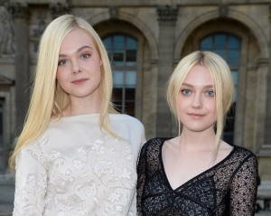 Elle (links) und Dakota Fanning (Foto: Gettyimages)