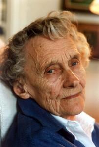 Astrid Lindgren hat die Geschichten über Michel aus Lönneberga und Pippi Langstrumpf geschrieben. (Foto: dpa)