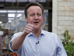Premierminister David Cameron (Foto: AP)