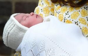 So sieht die kleine Prinzessin aus. (Foto: dpa)