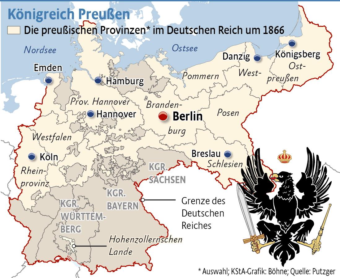 Preußen Heute