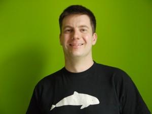 Jens Koblitz ist Wissenschaftler und kennt sich gut mit Schweinswalen aus. (Foto: dpa)