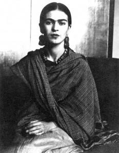 Viele Leute sehen Frida Kahlo als sehr starke Frau und als ein Vorbild. (Foto: dpa)