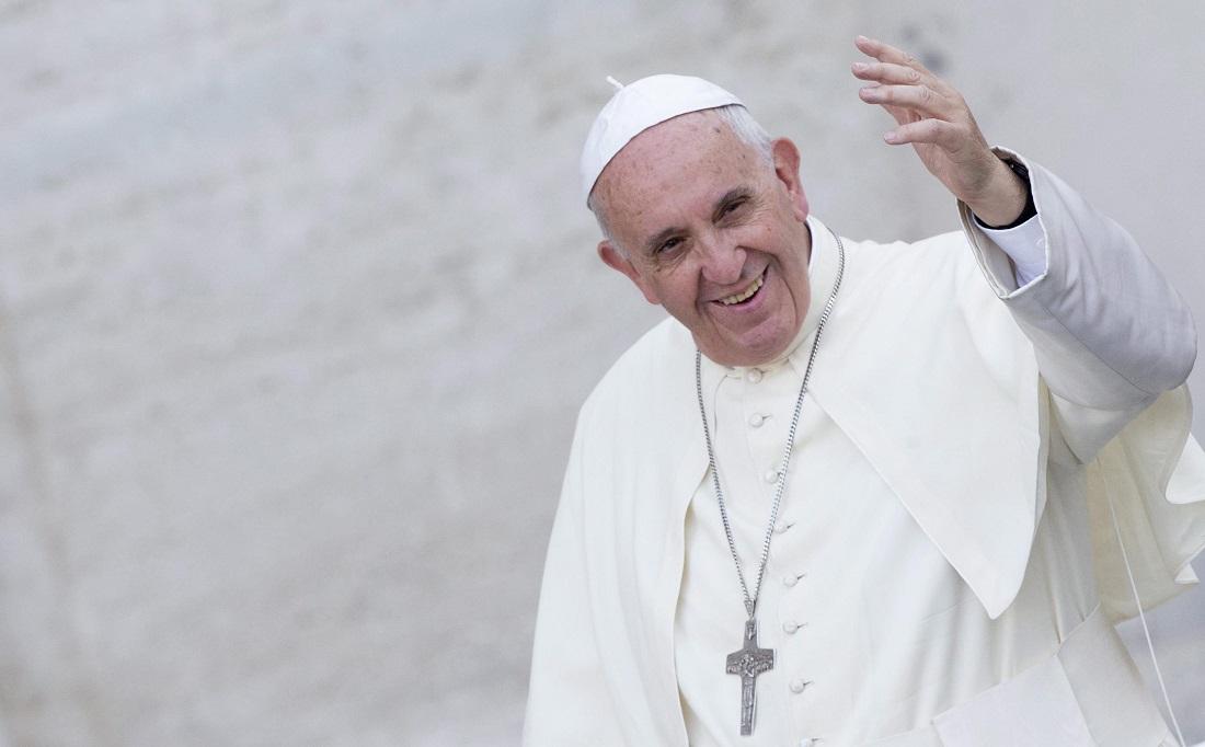 1. Papst